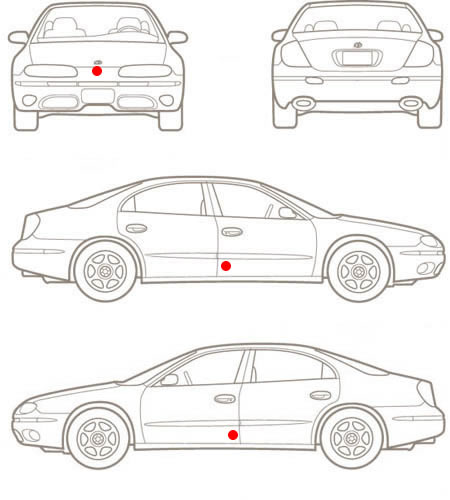 Vehicle Damage Report Template A Vehicle Damage Report Template Is