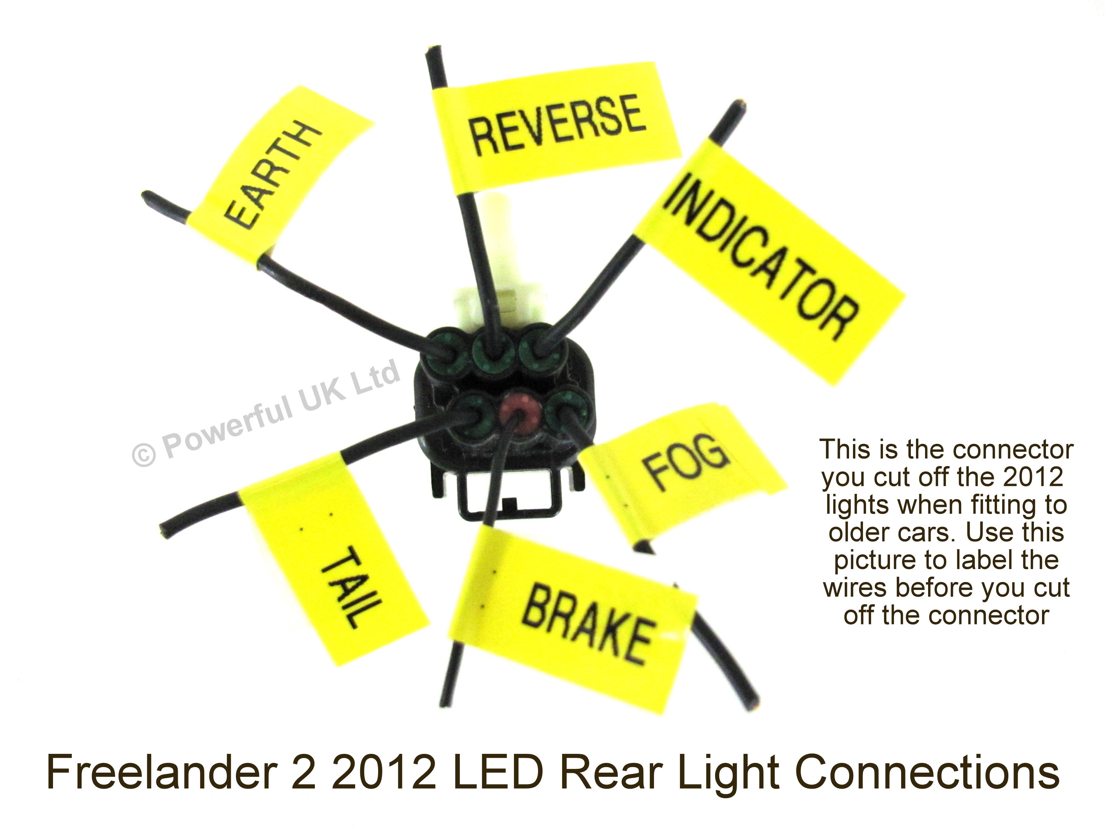 Freelander 2 Rear light connector 2012?resize=665%2C499 100 [ freelander wiring diagram ] freelander wiring diagram pdf freelander wiring diagram pdf at mr168.co