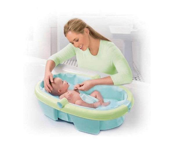 Summer Infant NEWBORN TO TODDLER FOLD AWAY BABY BATH Child