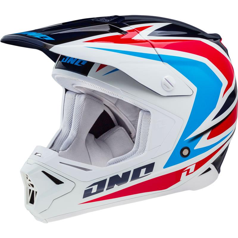 One Industries Helmet White