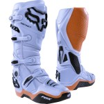 Fox Racing Instinct Motocross Boots Us 8 Light Grey Uk 7 Secret Sale Ghostbikes Com