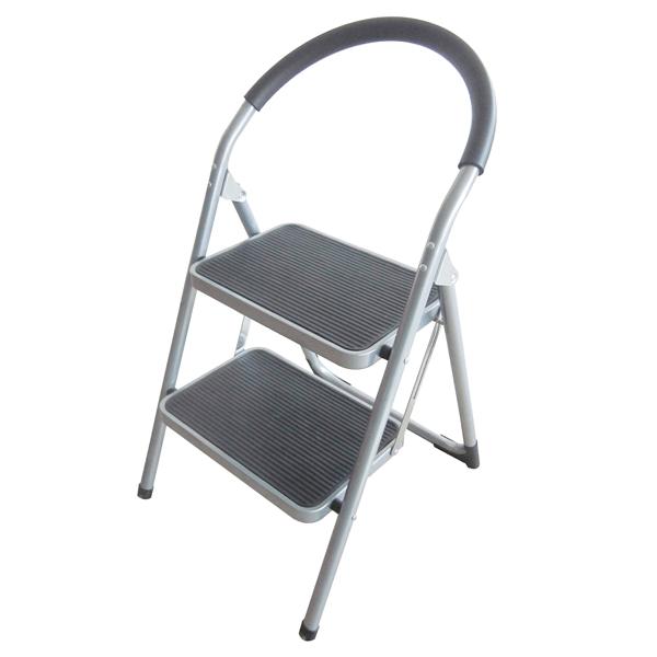 Freepost Shopping Tier Step Ladder Home Kitchen Garden Non Slip