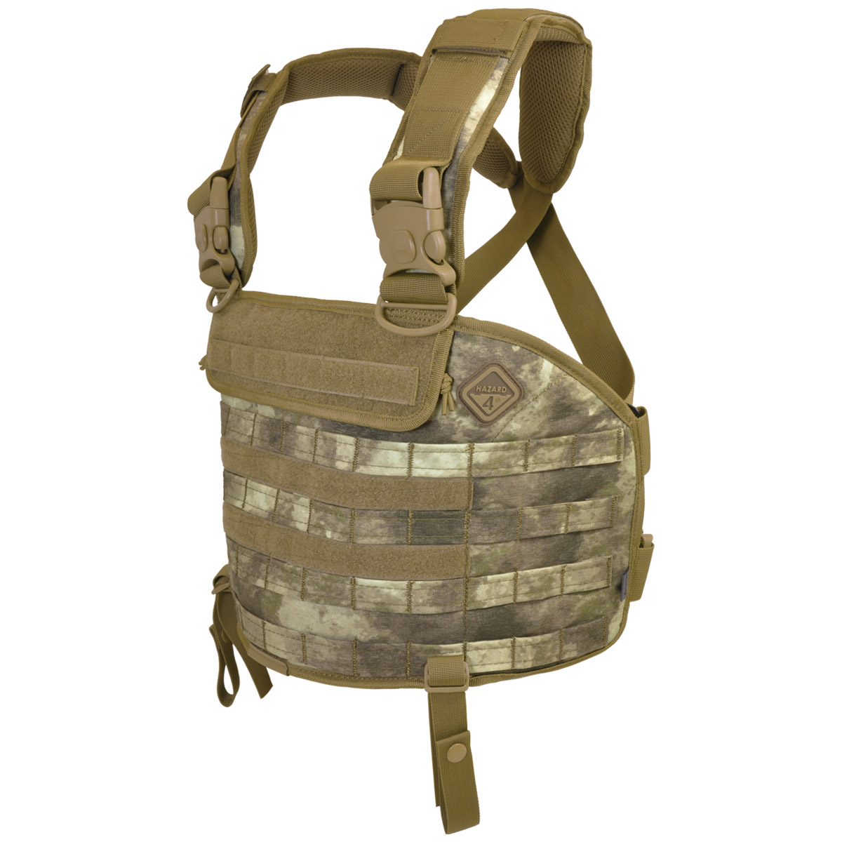 Hazard 4 Frontline Molle Chest Rig Airsoft Hunting Combat