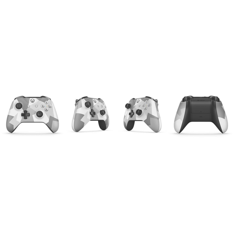 Microsoft WL3 00044 Xbox One Wireless Controller White