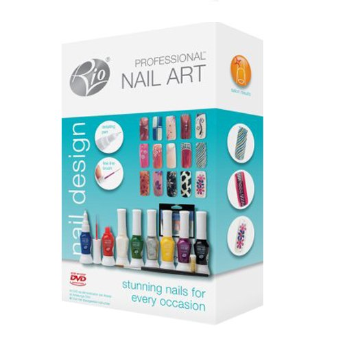 Rio Ultimate Professional Nail Artist Collection Review Art