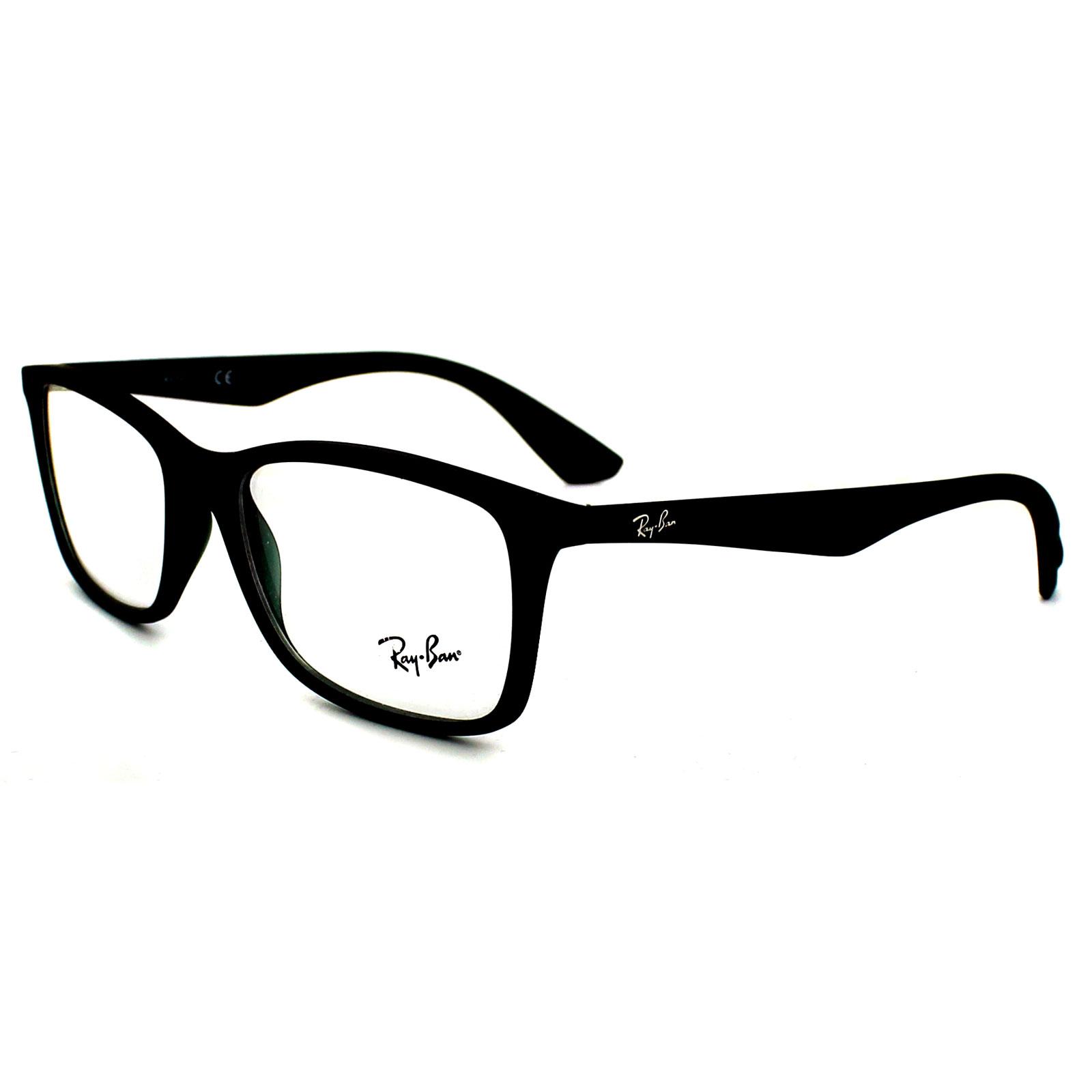 Ray Ban Glasses Frames Matt Amp Transparent Green