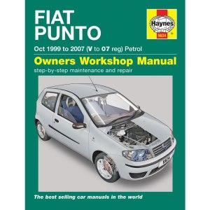 [5634] FIAT PUNTO 12 PETROL October 19992007 Haynes Workshop Manual | eBay