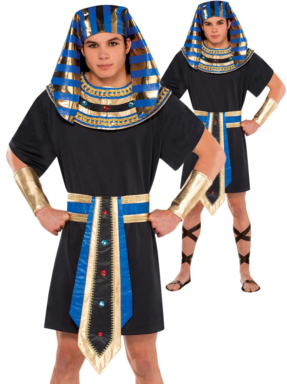 Mens Egyptian King Pharaoh Ancient Egypt Greek God Fancy
