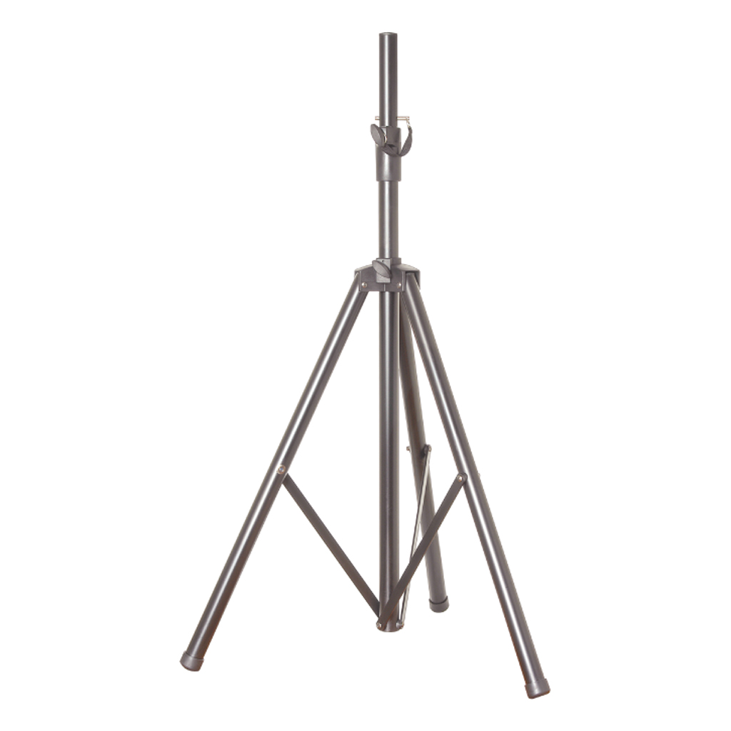 Tripod Twin Dj Speakers Lighting Stands Carry Bag New