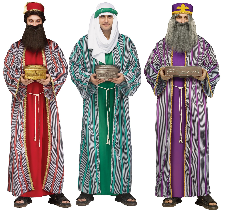 Three Wise Men Costumes