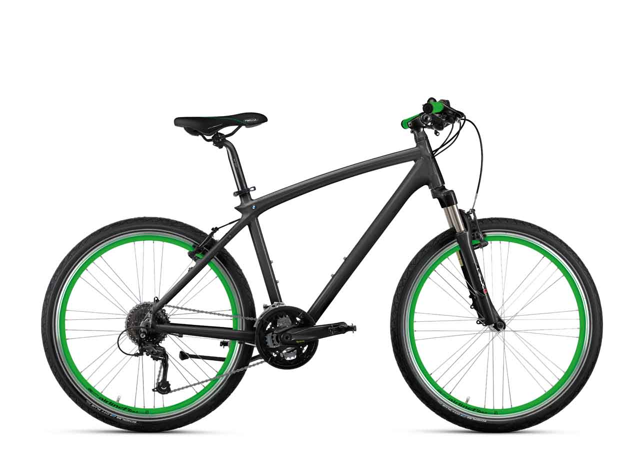 Bmw Genuine Cruise Bike Anthracite Green Bicycle