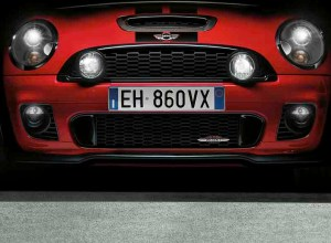 MINI Genuine JCW Lower Air Inlet Trim Grille Finisher R55