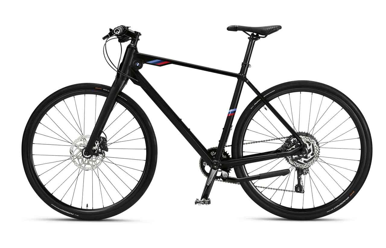 Bmw Genuine M Bike 28 Matt Black Size L Aluminium Frame