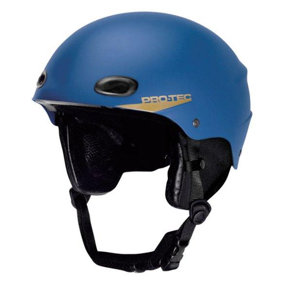 ProTec Regulator Snowboard Ski Helmet 2013 in Matte Blue