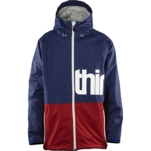 Thirtytwo Shiloh 2 Insulated Snowboard Jacket 2013 in Navy