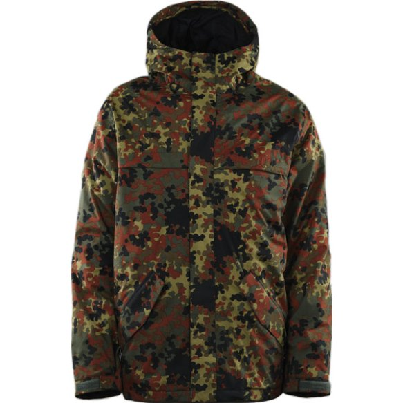 Thirtytwo Sonora Snowboard Jacket 2013 in Army