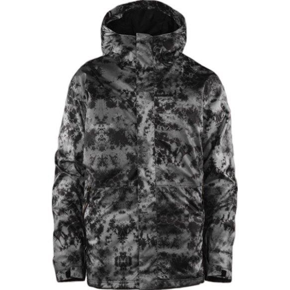 Thirtytwo Shasta Snowboard Jacket 2013 in Tie-Dye