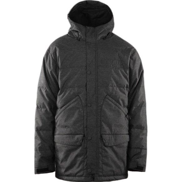Thirtytwo Bastilone Snowboard Jacket 2013 in Black Rinse