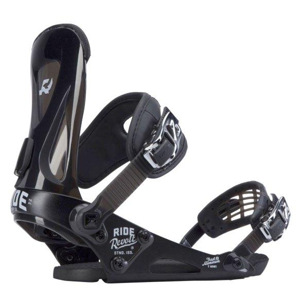Ride Revolt Snowboard Bindings Black 2014