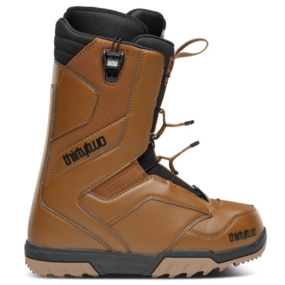 Thirtytwo 32 Groomer Mens Snowboard Boots FT Fast Track 2014 Brwon New Sample UK 8