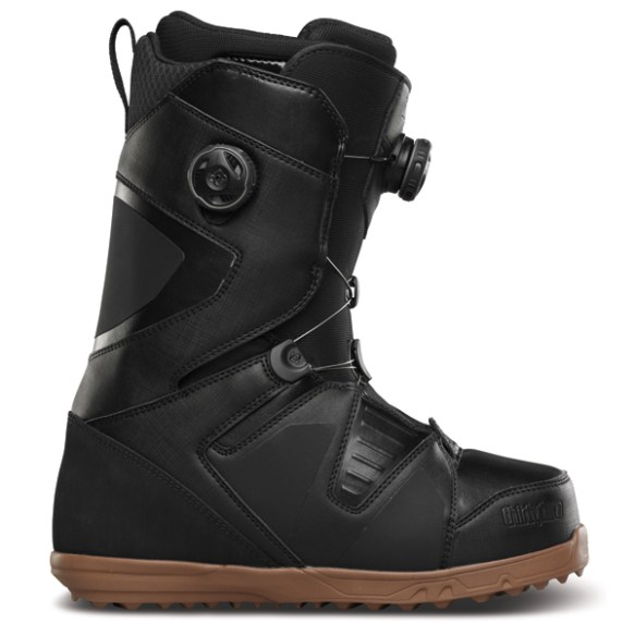 Thirtytwo Binary Mens Snowboard Boots 2015 in Black