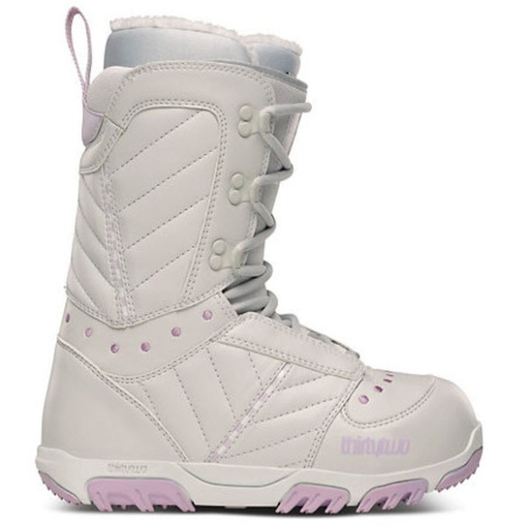 Thirtytwo 32 Womens Prion Lace up Snowboard Boots New Sample 2014 UK 4.5