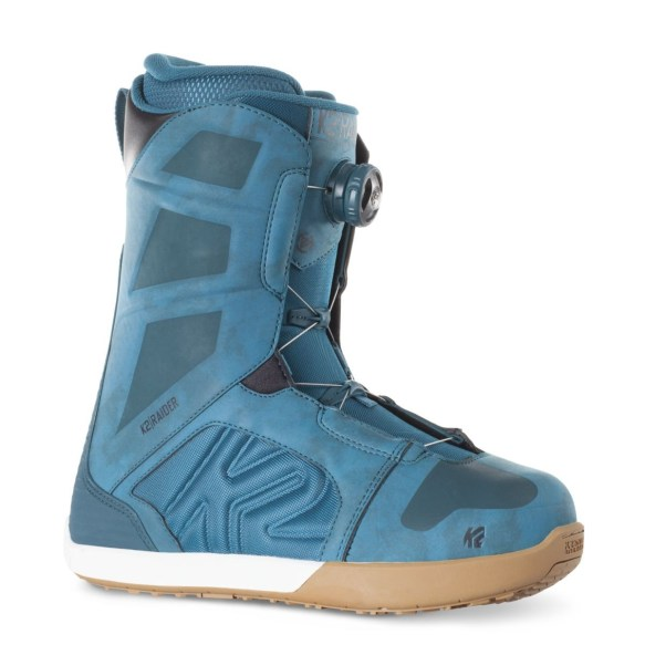K2 Raider Snowboard Boot 2015 Sample Blue in UK 8