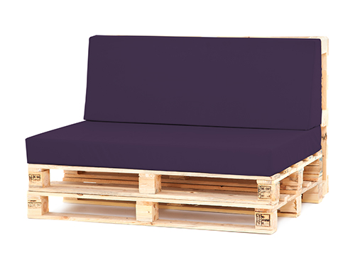 Pallet Seating Garden Furniture DIY Trendy Foam Cushions
