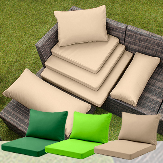 rattan furniture replacement cushions