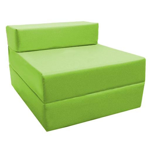 Fold Out Foam Guest Z Bed Chair Waterproof