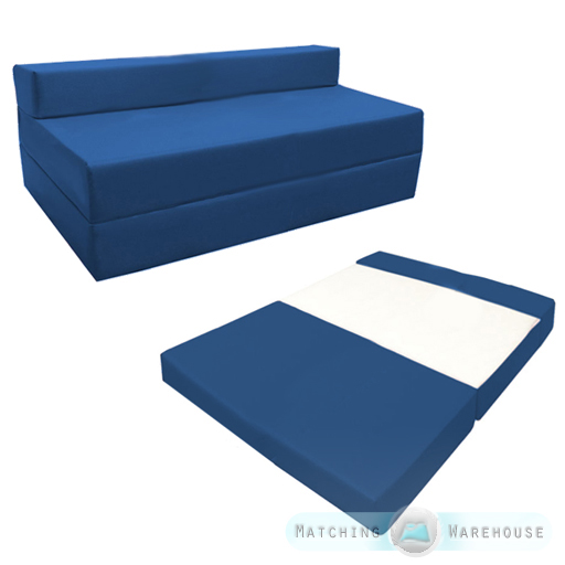 Fold Out Waterproof Double Guest Z Bed Chair
