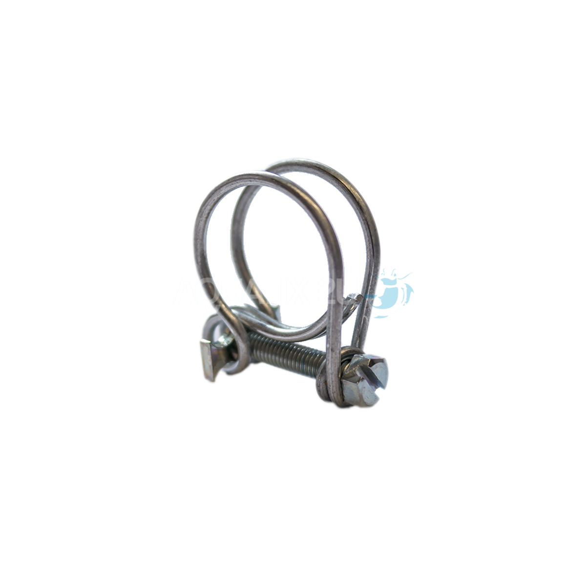 10 Pack Double Wire Pond Hose Clips For 12 5mm Hose