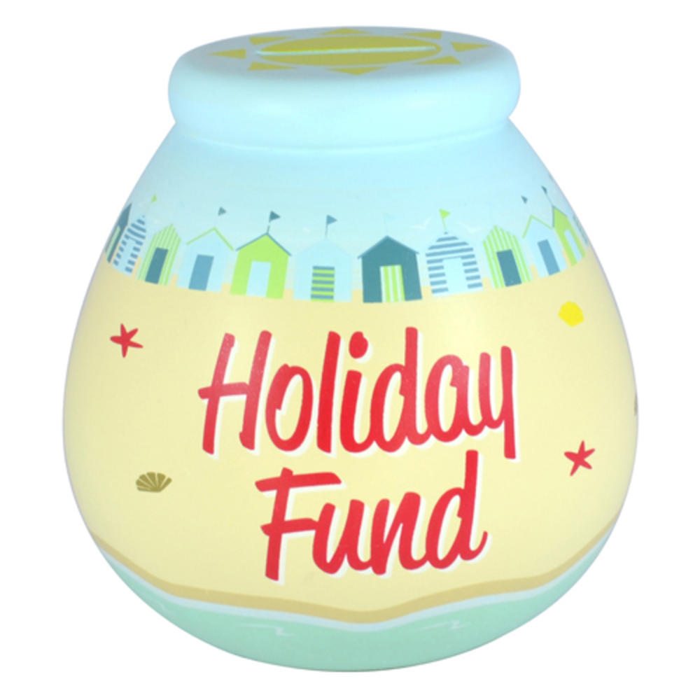 Holiday Fund Pots Of Dreams Money Pot Gifts Love Kates
