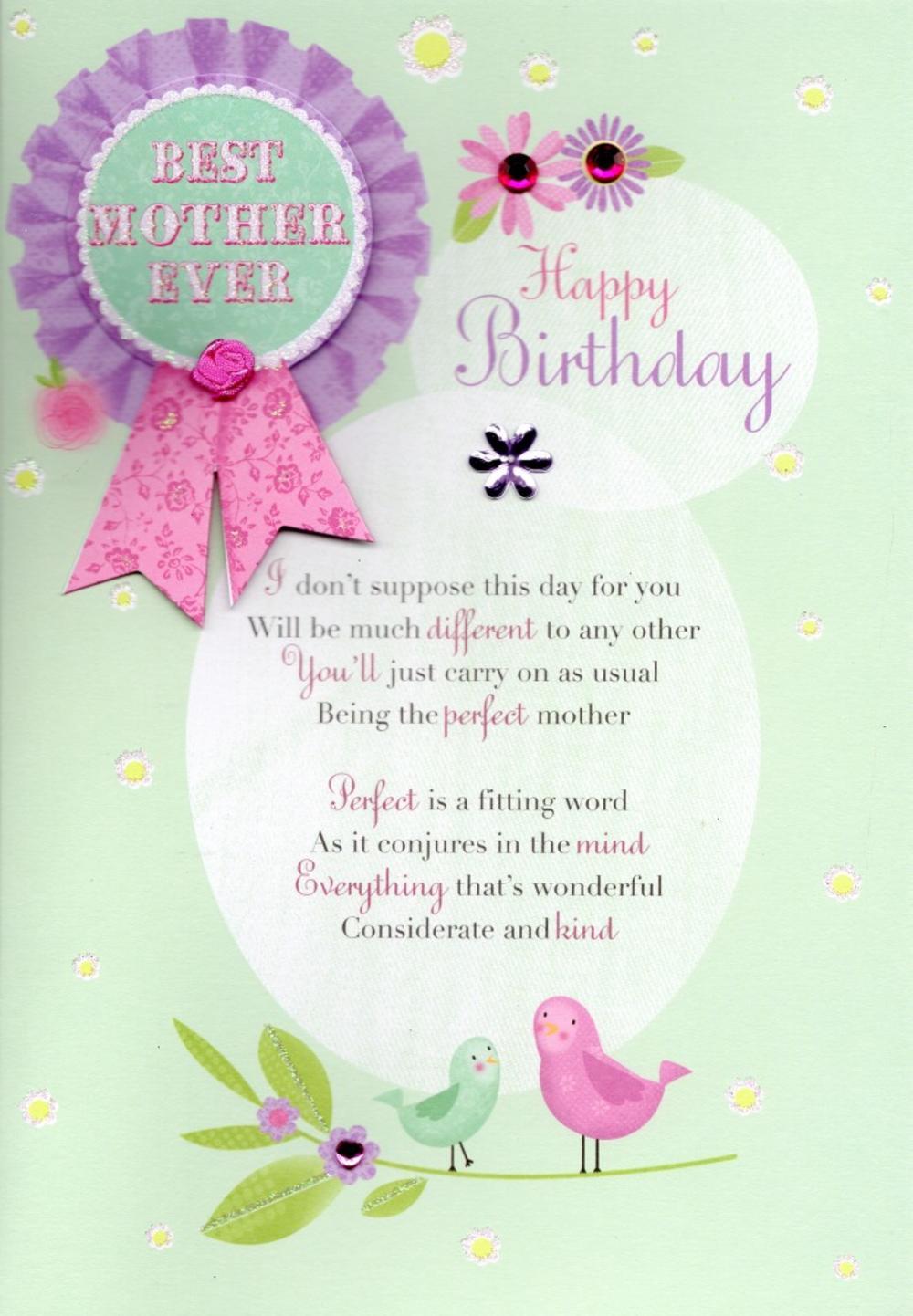 Greetings Birthday Best Mother