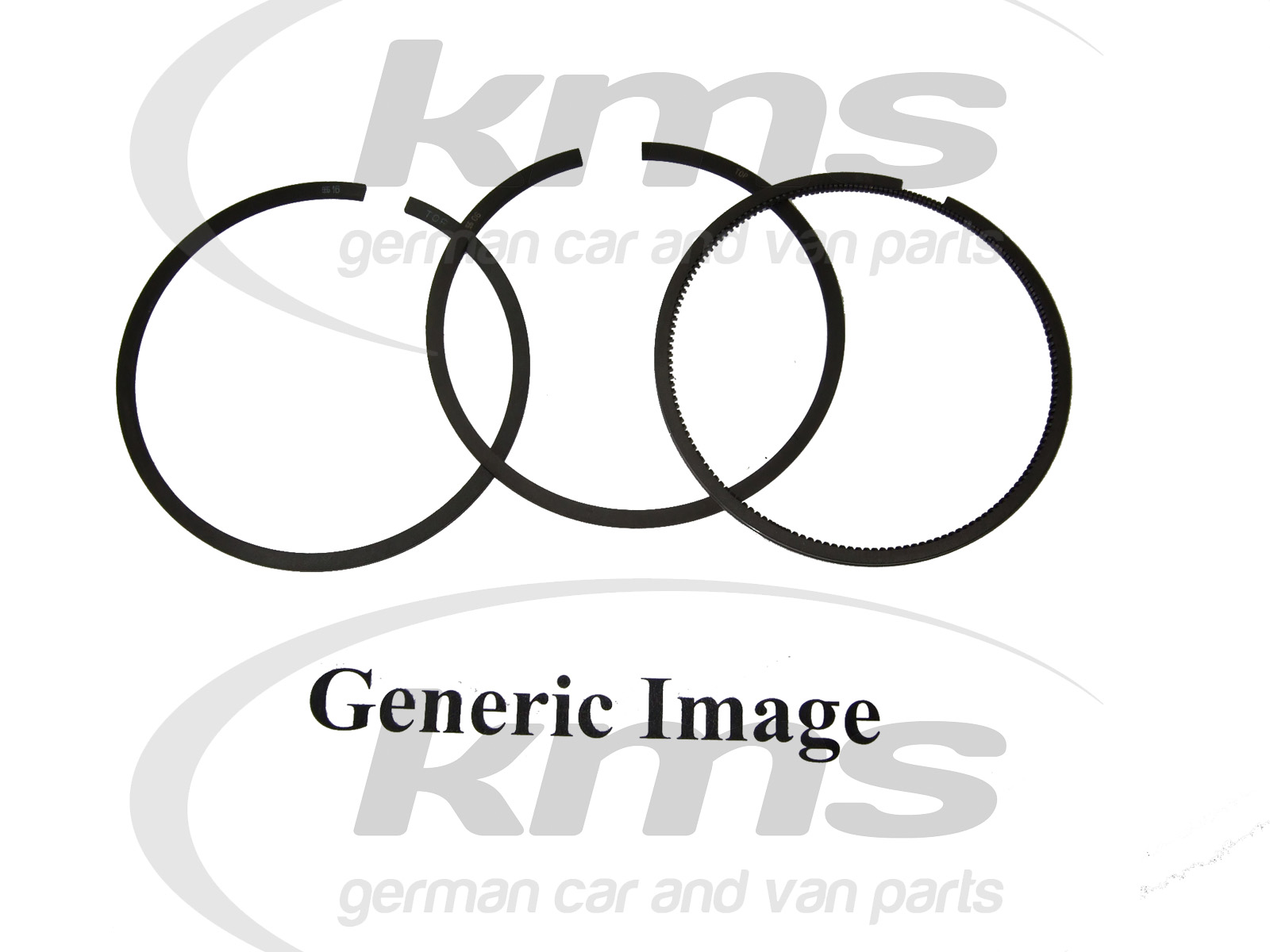Piston Ring 83 98mm Std E30 E36 316i 318i 325i M40 M20 87