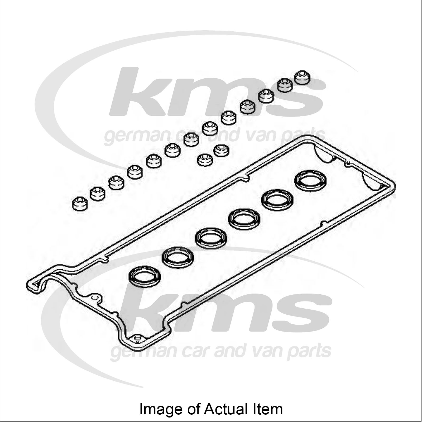 Valve Cover Gasket Bmw 3 Coupe E46 M3 Csl Coupe 360 Bhp Top German Quality