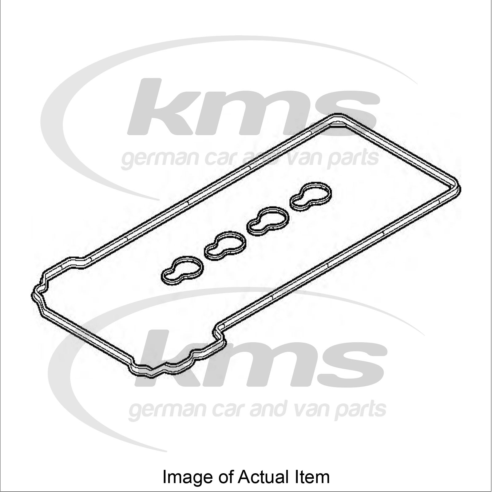 Gasket Set For Cylinder Head Cover Mercedes M Class W163