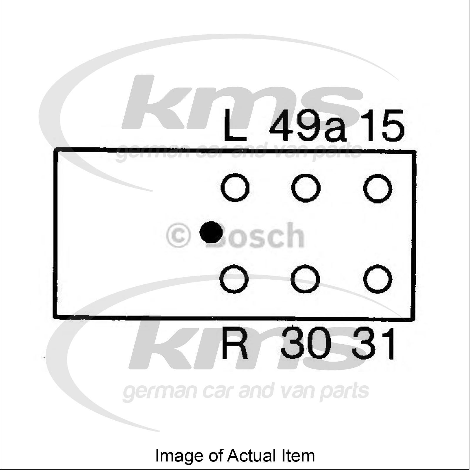 Flasher Unit Relay Mercedes S Class W108 W109 300 Sel 3