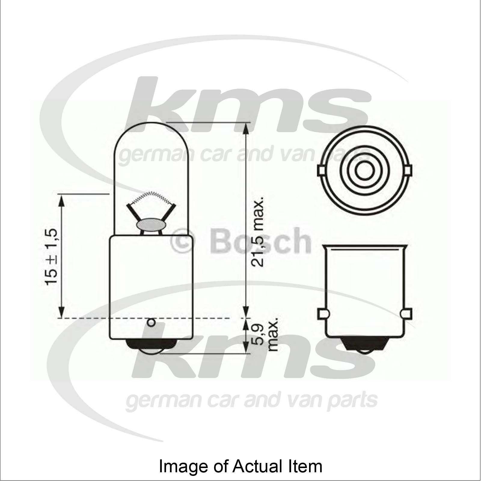 Bulb For Contour Marker Light Vw Transporter
