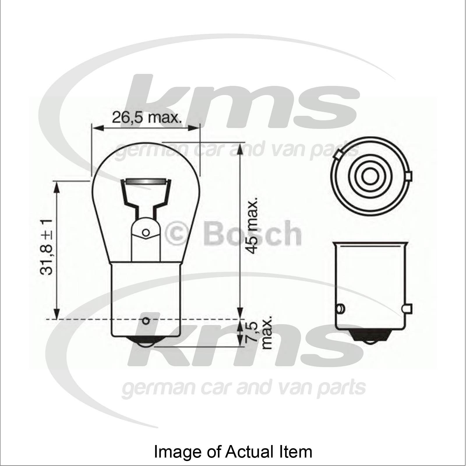 Bulb For Indicator Mercedes M Class W163 Ml 320 163 154 Closed Off Road Vehi