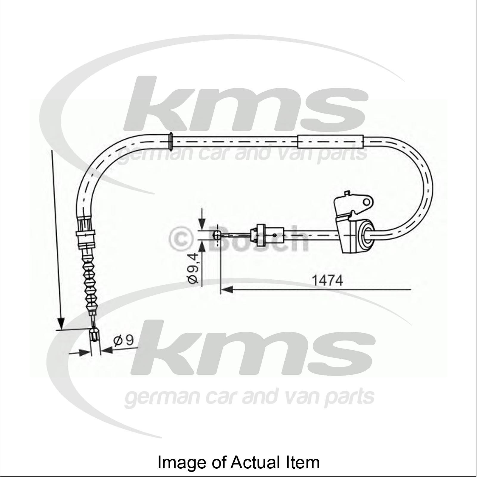 Handbrake Cable Mini Mini Clubman R55 John Cooper Works