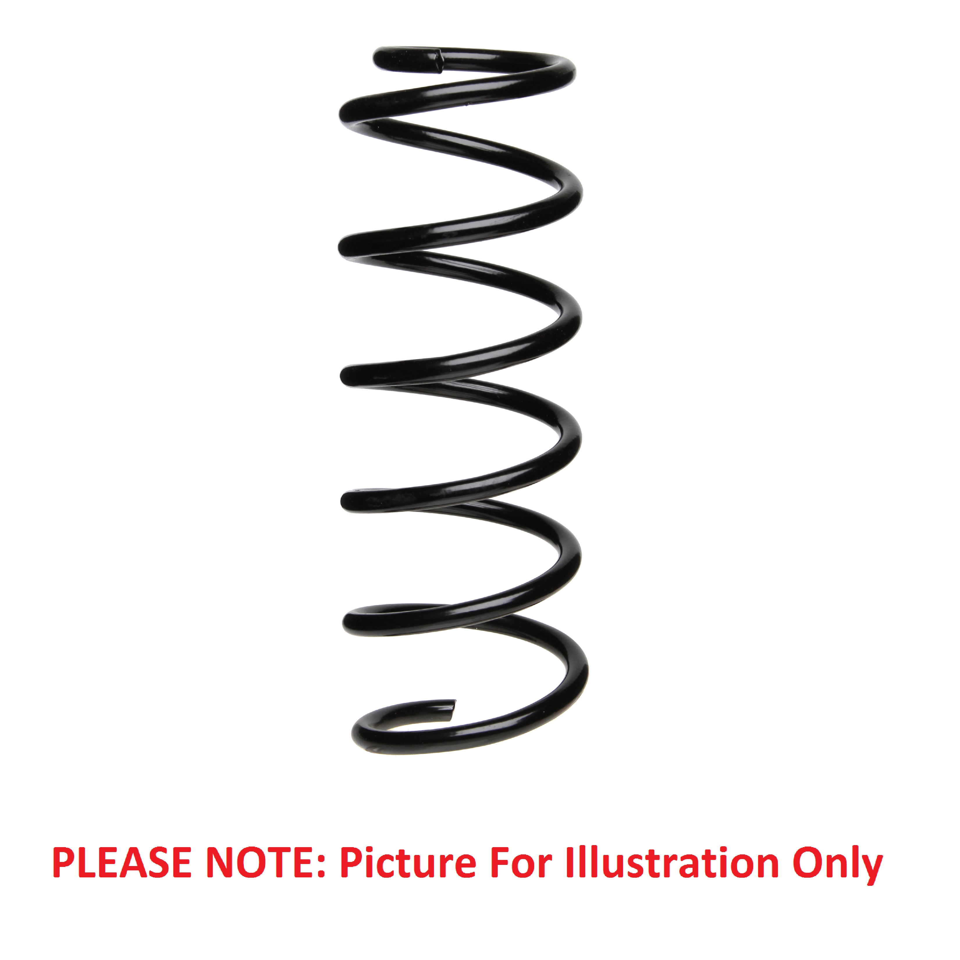 Sachs Oe Replacement Rear Suspension Coil Spring