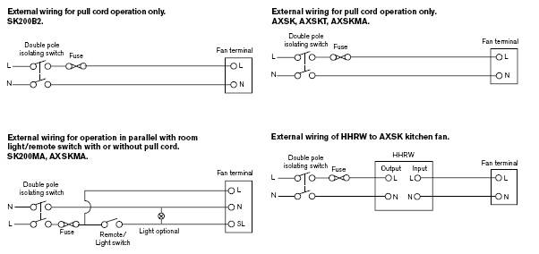 Wiring Diagram For Pull Cord Light Switch : Double pole pull cord switch wiring diagram efcaviation