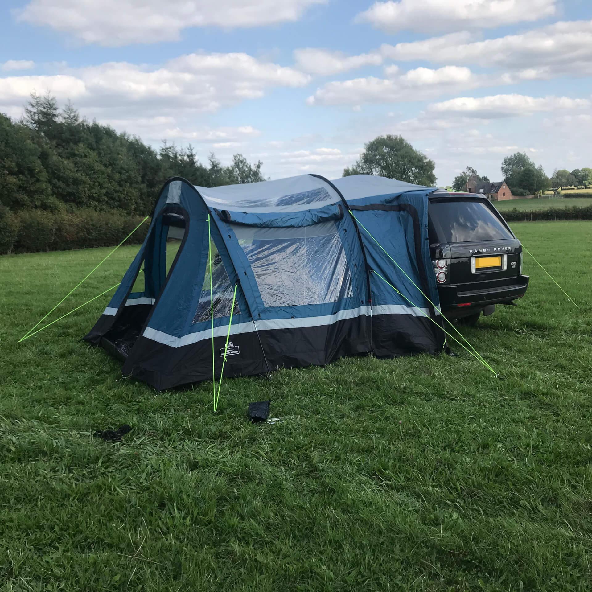 Camper Van Outdoor Royal Blockley Drive Away Awning