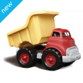 100% Recycled Dumper Truck A funky red & yellow design with a working dumper! Age 3+ £19.95