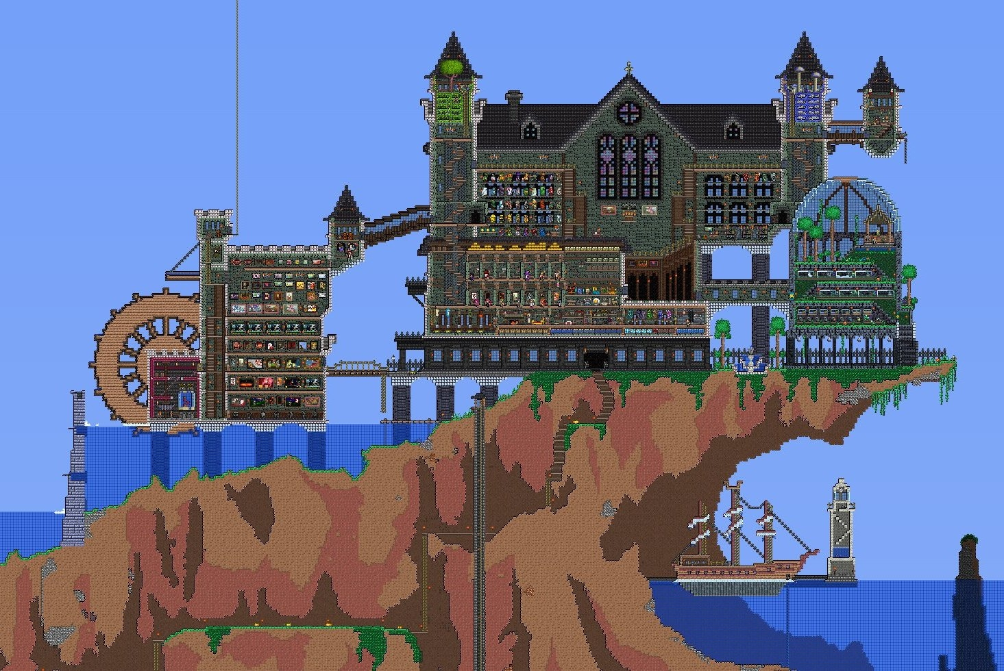 Terraria Is Coming To PS4 And Xbox One Later This Year