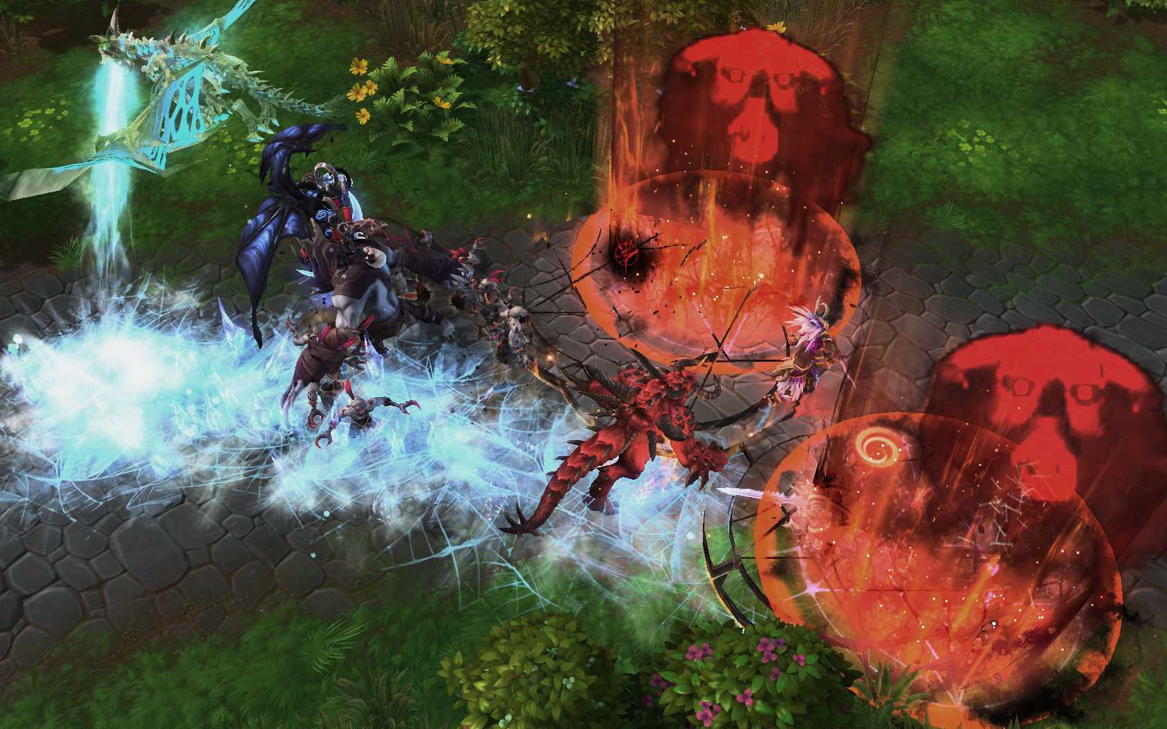 Why Heroes Of The Storm Is The MOBA That Youll Love Or Hate USgamer