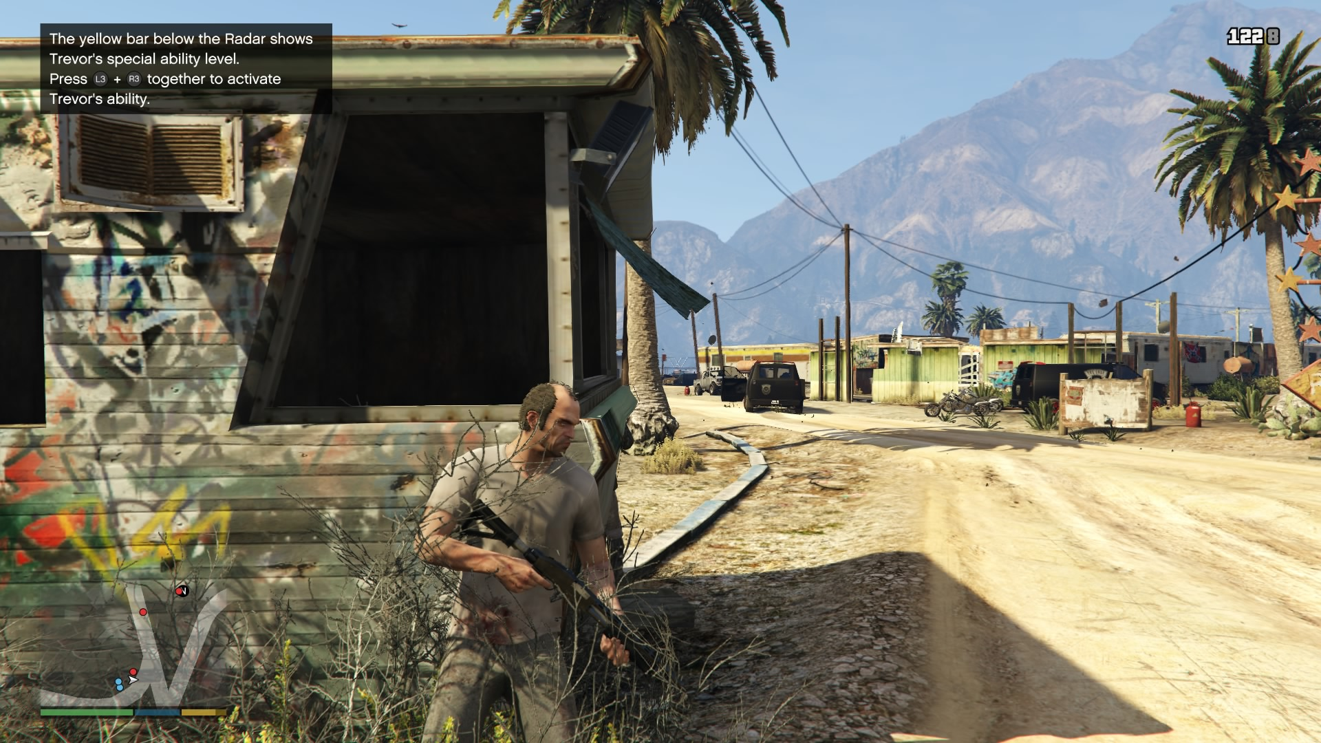Grand Theft Auto V PS4 Review The Trevors In The Details