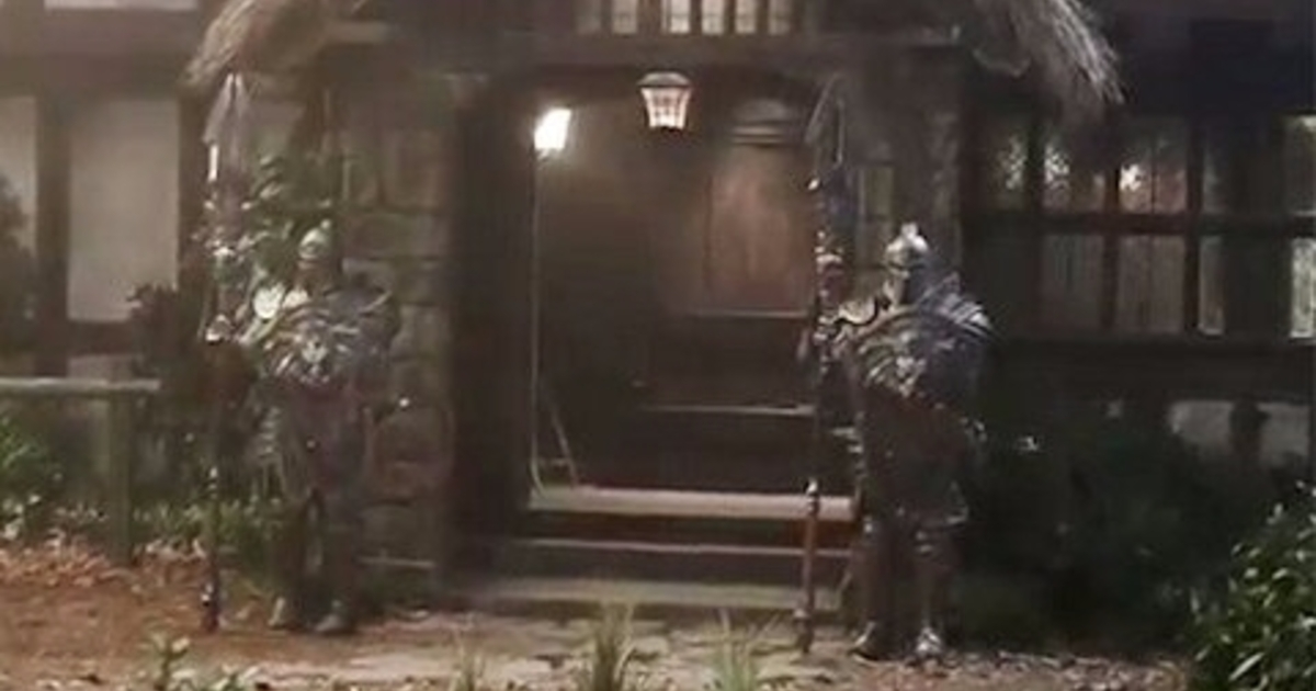 The Warcraft Movies Goldshire Inn Makes Me Nostalgic For WOWs Goldshire Inn