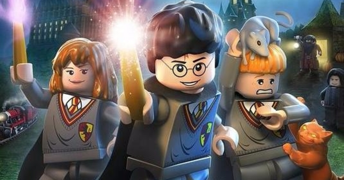 LEGO Harry Potter Cheats Full Codes List For Years 1 4